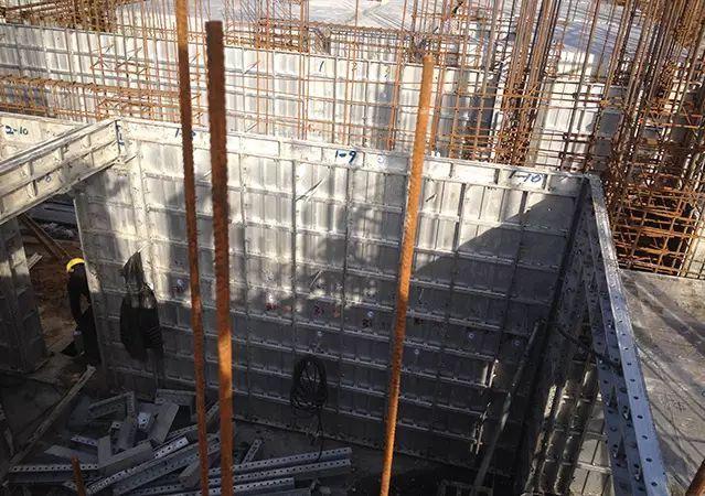 铝合金模板施工全程实录!_18