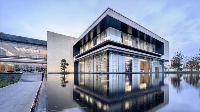 这才叫文化建筑,你那只是几个体块!-114545s8d1hza8futwcdvn