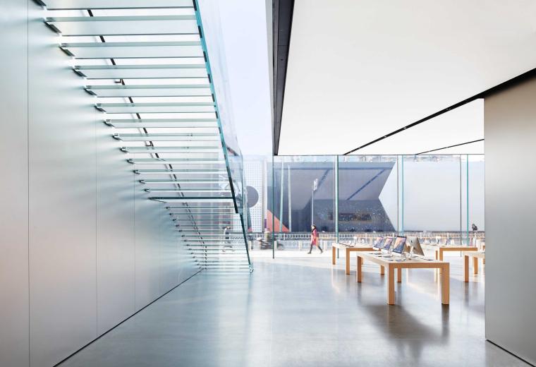 [杭州]西湖苹果直营店改造及装修工程施工图-West Lake Apple Store-04