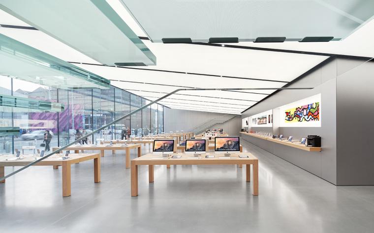 [杭州]西湖苹果直营店改造及装修工程施工图-West Lake Apple Store-05