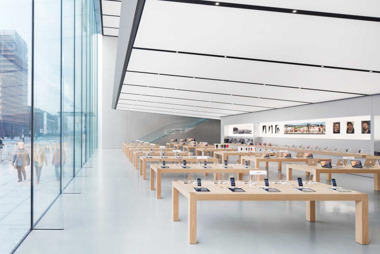 [杭州]西湖苹果直营店改造及装修工程施工图-West Lake Apple Store-06