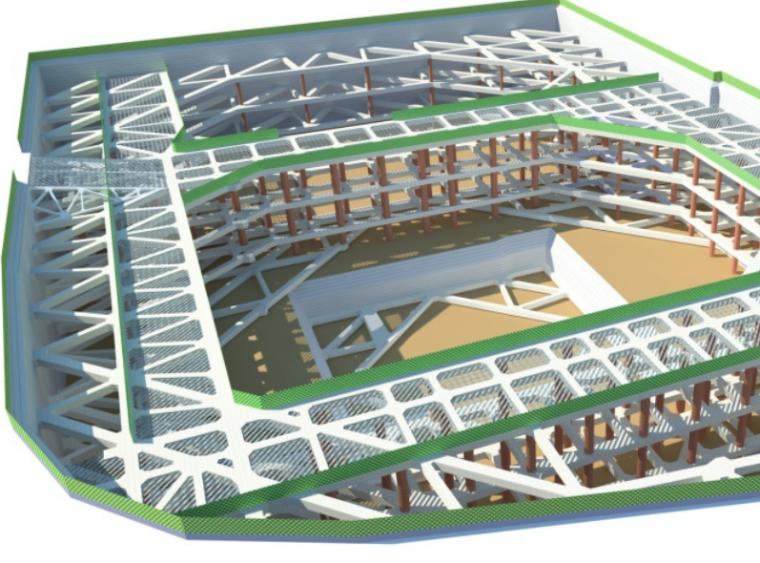 CSI住宅产业化BIM技术应用(含住宅模型及族)-土方开挖