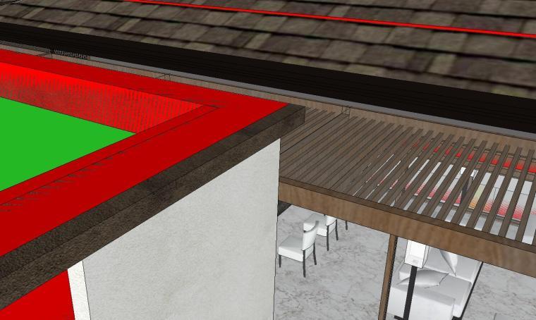 现代三亚凯华海棠湾海棠之星住宅SU模型 (4)