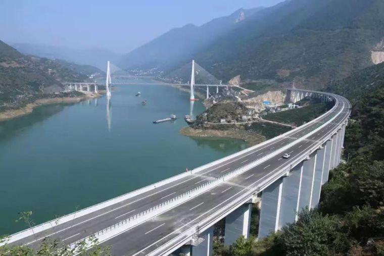 世界最大跨度钢箱桁架推力拱桥,晒主桥设计_5