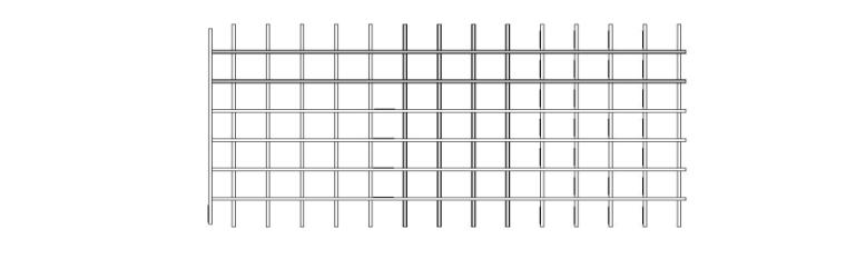 高层综合服务中心钢结构吊装施工专项方案-10 钢网格拼装焊接示意图
