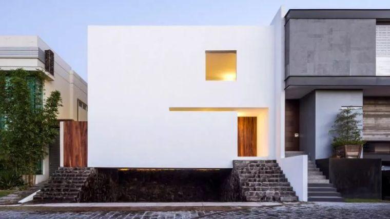 建筑体块的穿插与咬合90例_75