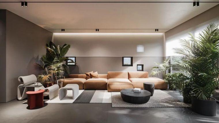 纯粹极简主义,现代设计的儒雅与高贵_23