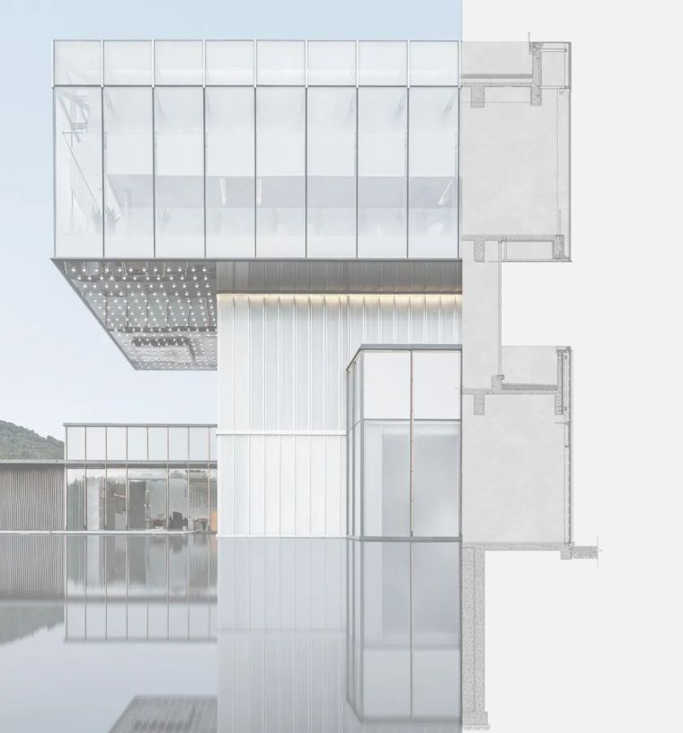 """悬浮的玻璃盒子——美景""""示范区""""_20"""