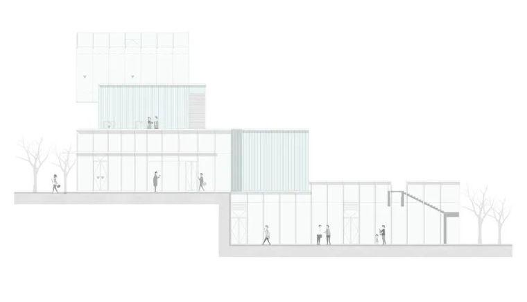 """悬浮的玻璃盒子——美景""""示范区""""_30"""