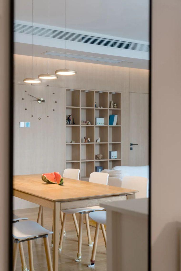 不要电视,120m²日式风格家装设计_5
