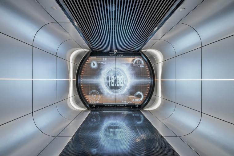 北京金茂资本上地JSPACE-北京金茂资本上地 J SPACE室内实景图 (4)