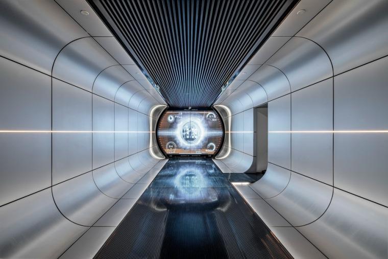 北京金茂资本上地JSPACE-北京金茂资本上地 J SPACE室内实景图 (3)