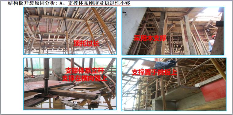 知名房企标杆工程打造手册(173页,图文)-结构板开裂原因分析