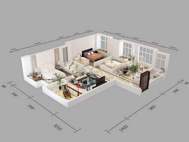 房地产公司户型标准化研发(150页)-房地产公司户型标准化研发