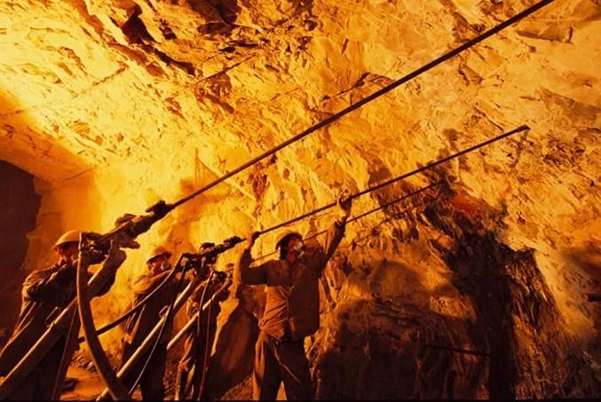隧道工程机械化施工(93页,ppt)-明挖法