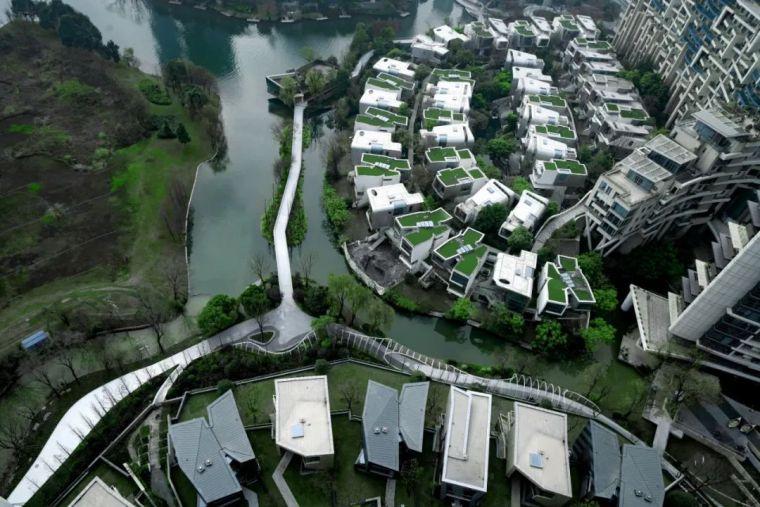 成都麓湖G5滨湖景观改造实景图 (5)