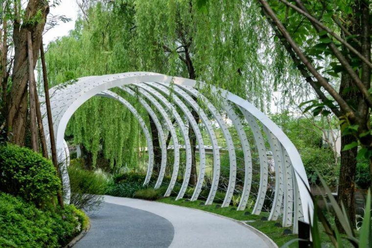成都麓湖G5滨湖景观改造实景图 (7)
