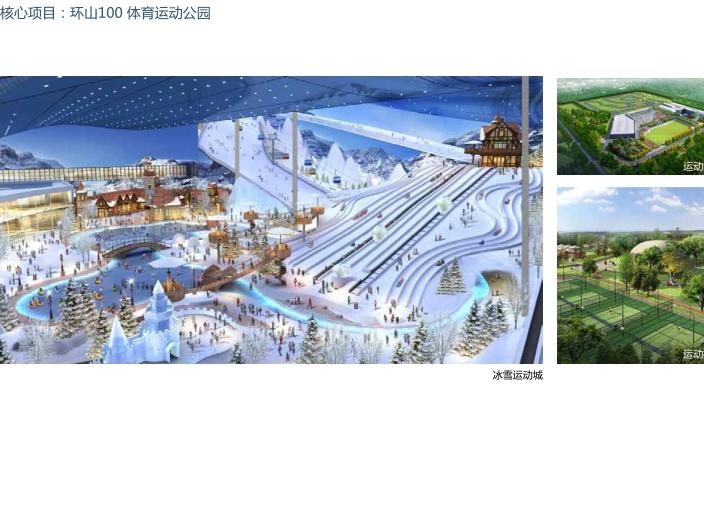 [北京]平谷区环山100特色小镇概念规划文本-体育运动公园