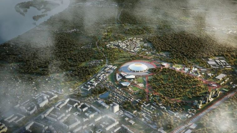 FIFA世界杯萨马拉体育场总体规划投标公布_15