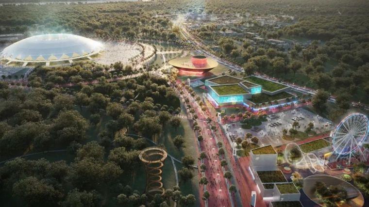 FIFA世界杯萨马拉体育场总体规划投标公布_17