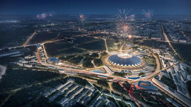 FIFA世界杯萨马拉体育场总体规划投标公布_21