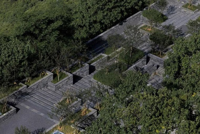 家琨建筑新作 二郎镇天宝洞区域改造项目_37