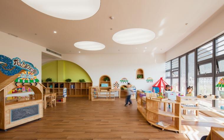 台州大孚双语幼儿园室内实景图 (3)
