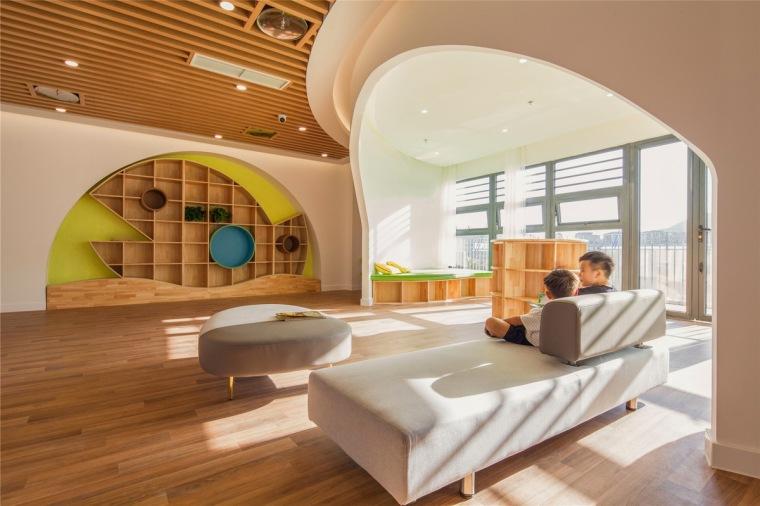 台州大孚双语幼儿园室内实景图 (2)
