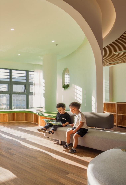 台州大孚双语幼儿园室内实景图 (7)