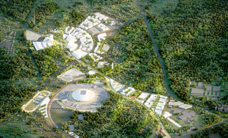 FIFA世界杯萨马拉体育场总体规划投标公布_1