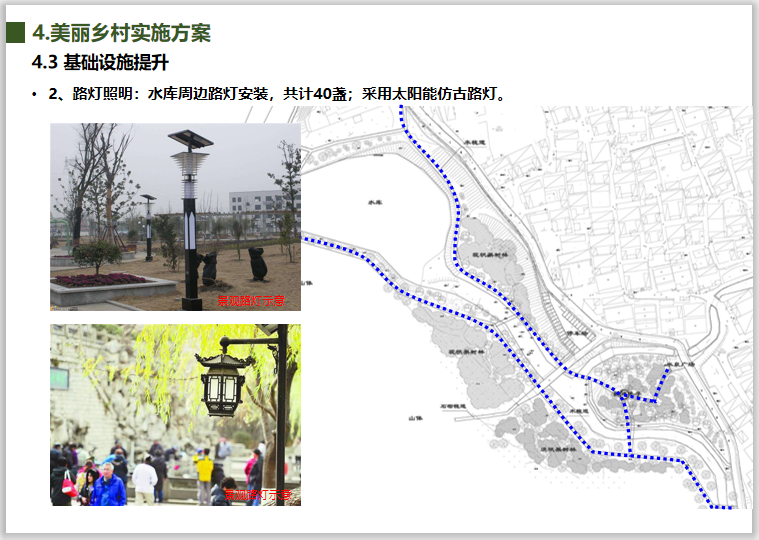 北京市东牛角峪村美丽乡村规划(2018-2035)-基础设施提升