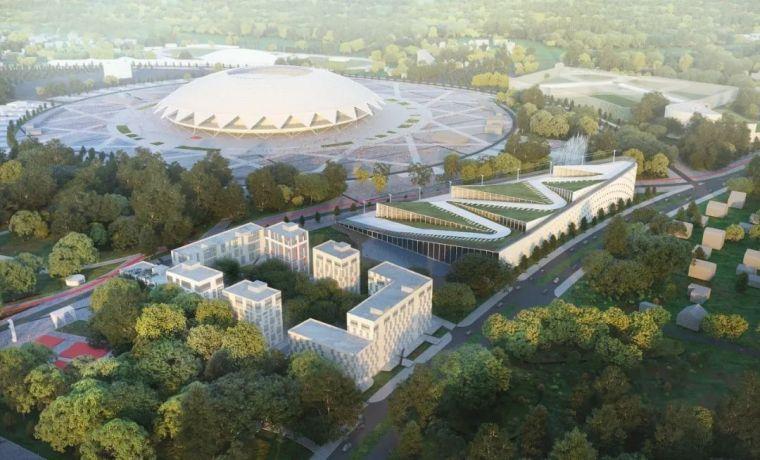 FIFA世界杯萨马拉体育场总体规划投标公布_4
