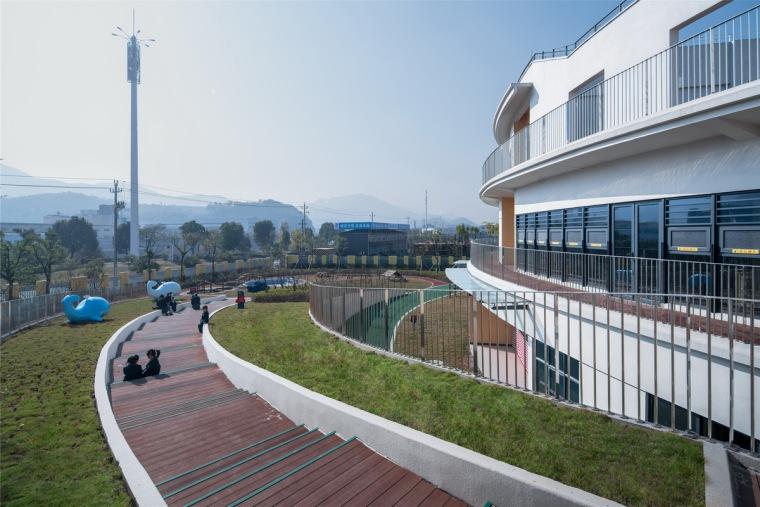 台州大孚双语幼儿园外部实景图 (7)