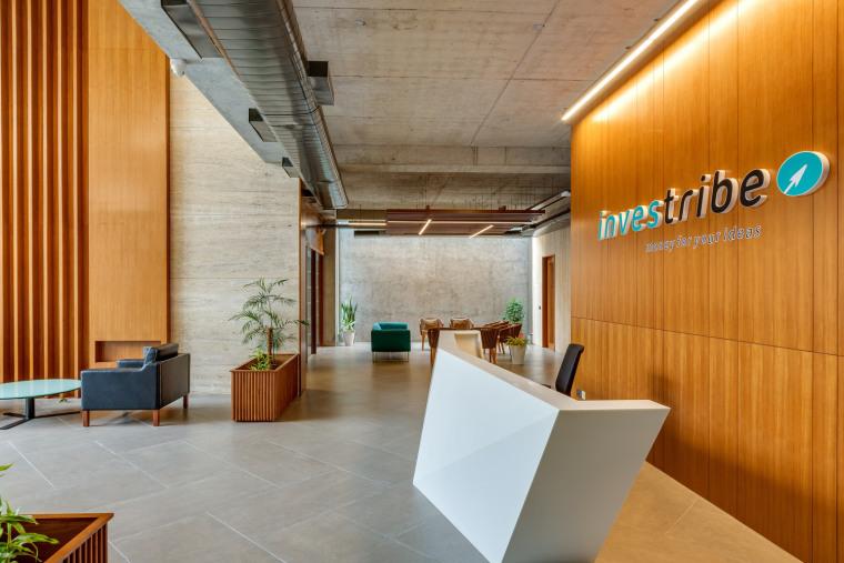 印度INVESTRIBE办公大楼内部实景图4