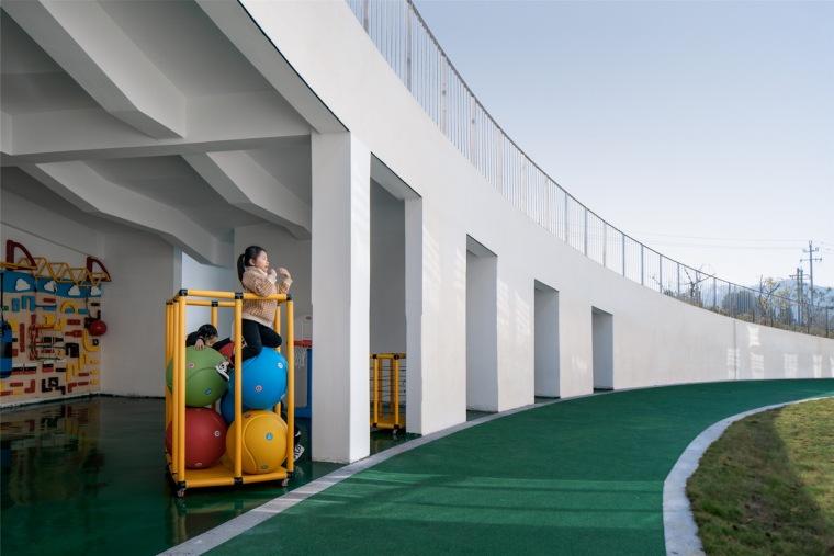 台州大孚双语幼儿园外部实景图 (16)