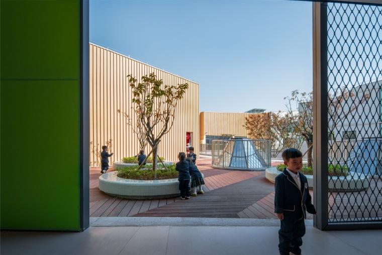 台州大孚双语幼儿园外部实景图 (15)