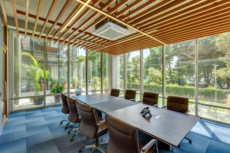 印度INVESTRIBE办公大楼内部实景图10