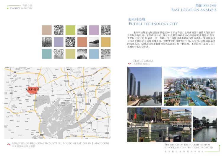 未来科技城附属中小学建设工程(初步设计)-7-基地区位分析
