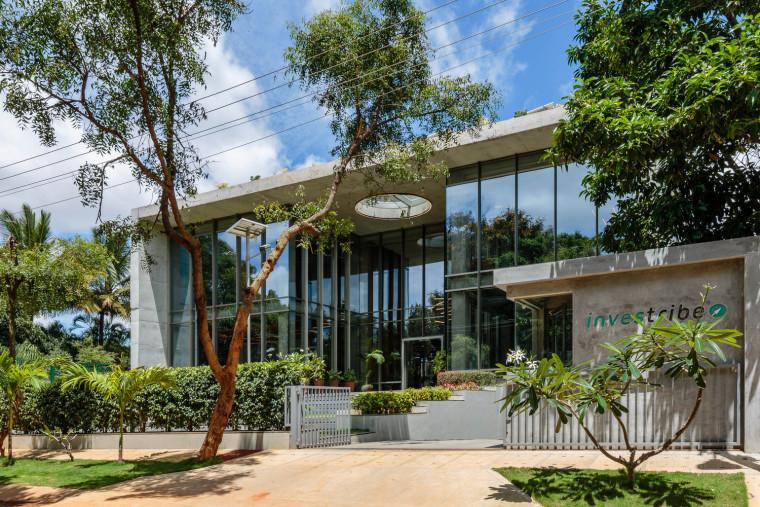 印度INVESTRIBE办公大楼外部实景图7