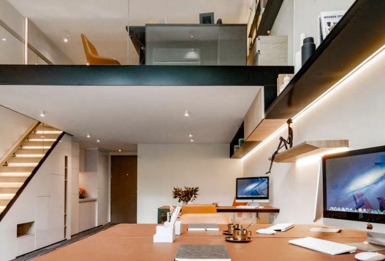 50㎡现代风loft,开启办公空间无限可能_12