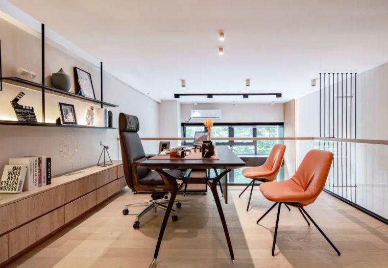 50㎡现代风loft,开启办公空间无限可能_24