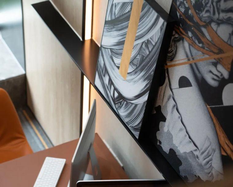 50㎡现代风loft,开启办公空间无限可能_20
