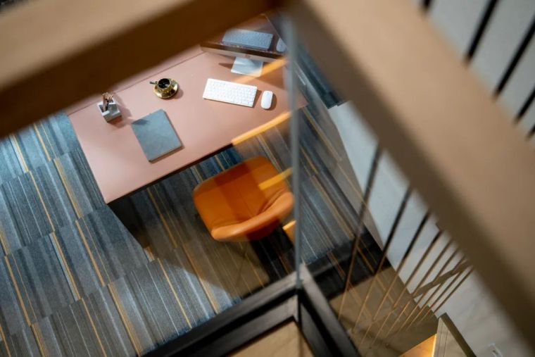 50㎡现代风loft,开启办公空间无限可能_21