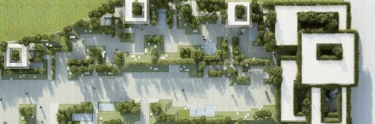 干货 地产景观设计要点与设计原则_5