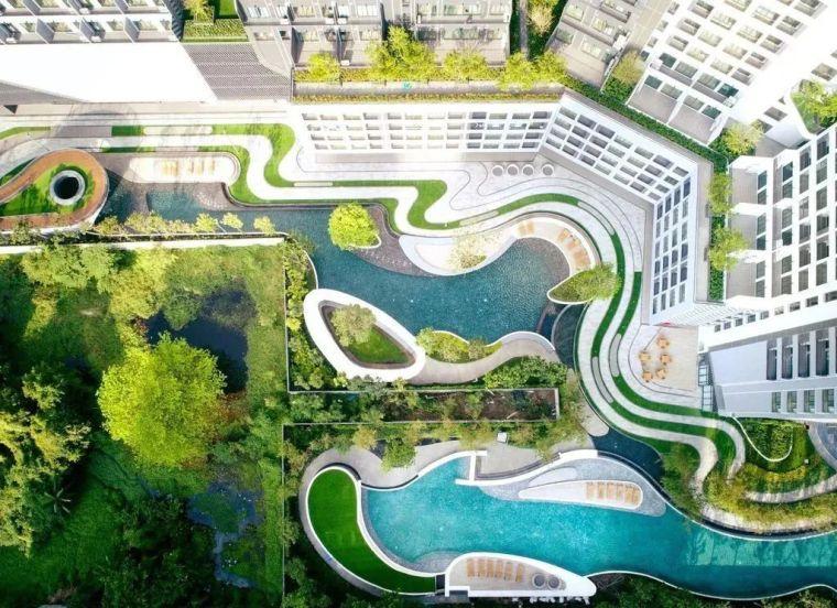 干货 地产景观设计要点与设计原则_9