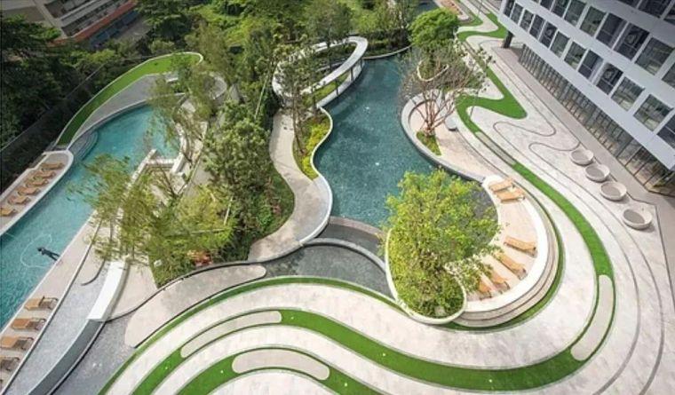 干货 地产景观设计要点与设计原则_10