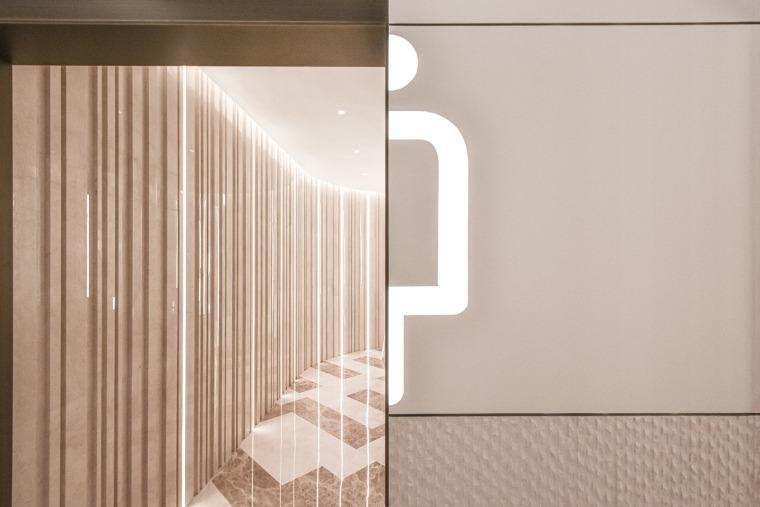 北京蓝色港湾公共空间改造室内实景图12