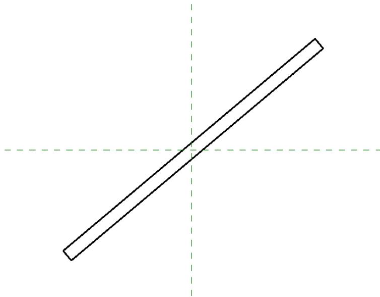 Revit软件技巧1.3.24用幕墙工具创建百叶窗