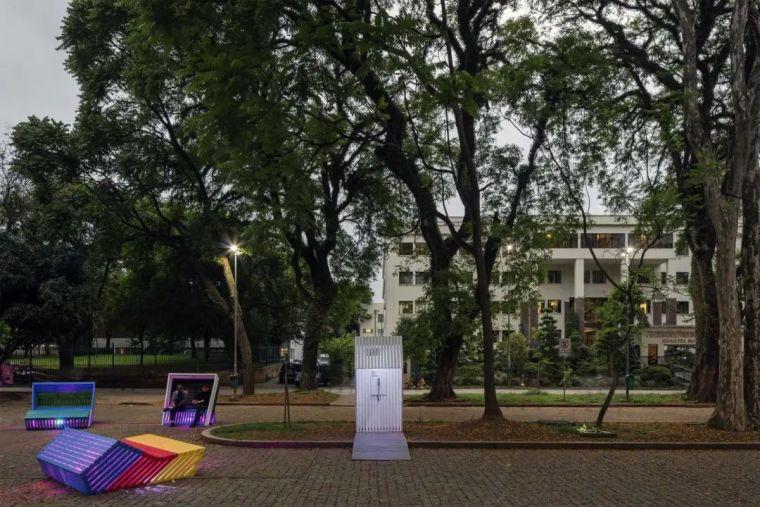 互动式街头艺术景观家具!_6
