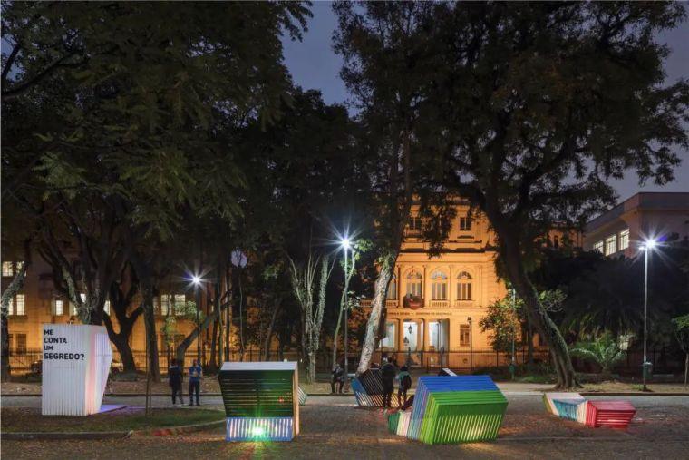 互动式街头艺术景观家具!_10